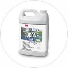 Fustier, adhesivos industriales base agua 3M