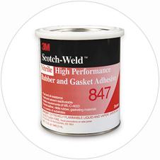 Fustier, adhesivos líquidos base disolvente 3M