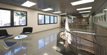 Fustier instalaciones oficinas
