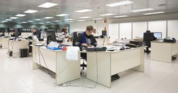 Fustier instalaciones oficina