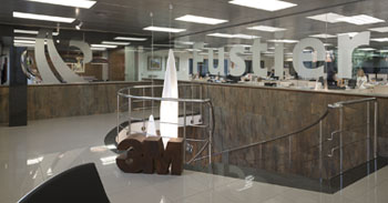 Fustier hall planta 2 instalaciones oficinas