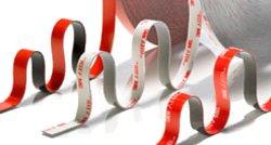 Fustier cintas adhesivas 3M