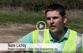 Fustier vídeo youtube Soluciones 3M-Fustier para el sector Geotextil