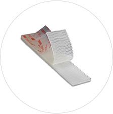 Fustier cintas adhesivas para cierre y fijación 3M
