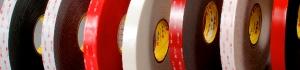 Fustier distribuidor etiquetas adhesivas y troqueladas 3M