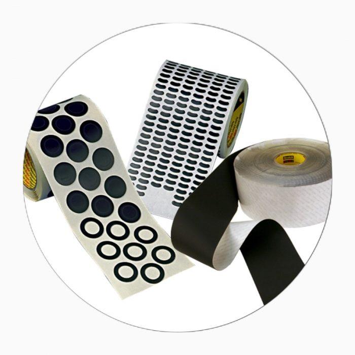 Fustier-productos-3M-espana-bumpons-topes-protectores-troquelado-medida