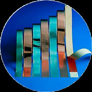 Fustier, cintas adhesivas de film cerámico conductoras térmicas 3M