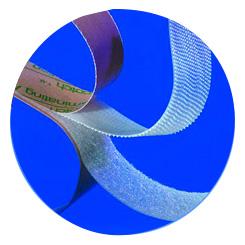 Fustier, sistema flexible de cierre y fijación reposicionable – Hook & Loop 3M