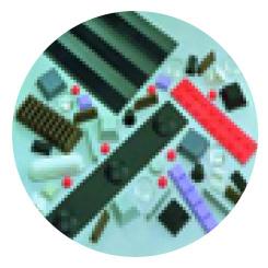 Fustier, cintas adhesivas protectoras 3M