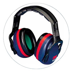 Fustier, proteccion personal proteccion auditiva orejeras 3M