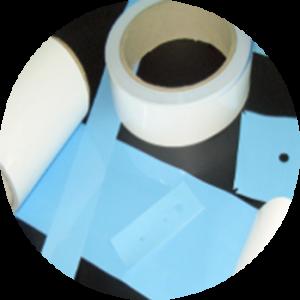 Fustier, cintas adhesivas conductoras térmicas 3M