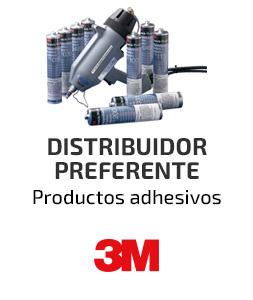 Fustier distribuidor preferente productos adhesivos 3M