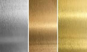 Placa de aluminio anodizado