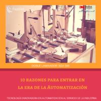 Fustier, 10 razones para entrar en la era de la automatización1