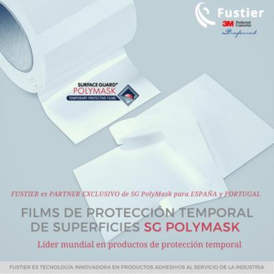 Fustier Partner Exclusivo España y Portugal SG PolyMask