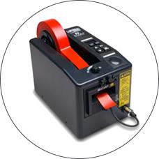 Fustier dispone en su catálogo del dispensador eléctrico de cintas M1000