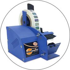 Fustier, dispensadores eléctricos de cintas 3M