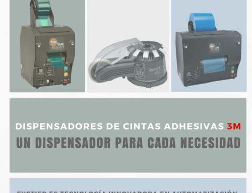¡Cómo elegir el dispensador de cintas adhesivas 3M adecuado a mi necesidad!