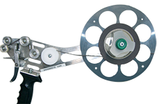 Fustier es distribuidor de aplicadores de cintas adhesivas, troquelados y adhesivos líquidos