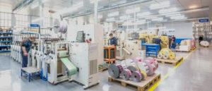 Fustier, nuestra fábrica