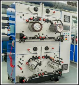 Fustier Spool Machine