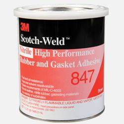Adhesivo líquido base disolvente 3M comercializado por Fustier Distribuidor Preferente de productos 3M