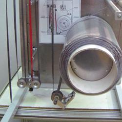 Vista de un desbobinador de ovillos comercializado por Fustier