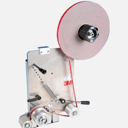 Laminador manual de cintas adhesivas SGA 500 R/L comercializado por Fustier