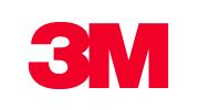 Logo 3M que representa el servicio de Distribuidor Preferente 3M de Fustier