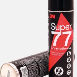 Adhesivos líquidos en aerosol 3M comercializados por Fustier Distribuidor Preferente de productos 3M