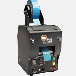 Dispensador alta velocidad de cintas adhesivas TDA 080 comercializado por Fustier
