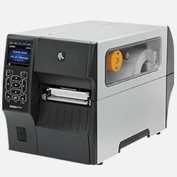 Vista de impresora para etiquetas 3M distribuida por Fustier