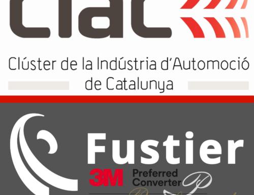 Fustier entra a formar parte del Clúster de la Industria de Automoción de Cataluña (CIAC)