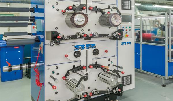 fustier tecnologias troquelados autoadhesivos máquina spools