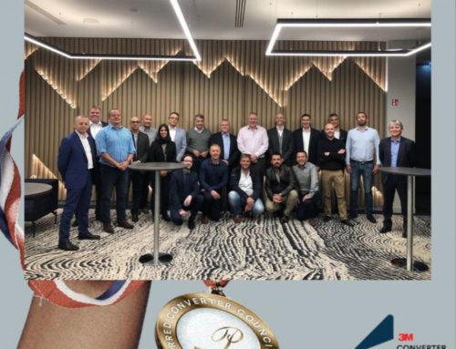 Fustier participa en el 3M CONVERTER COUNCIL 2019