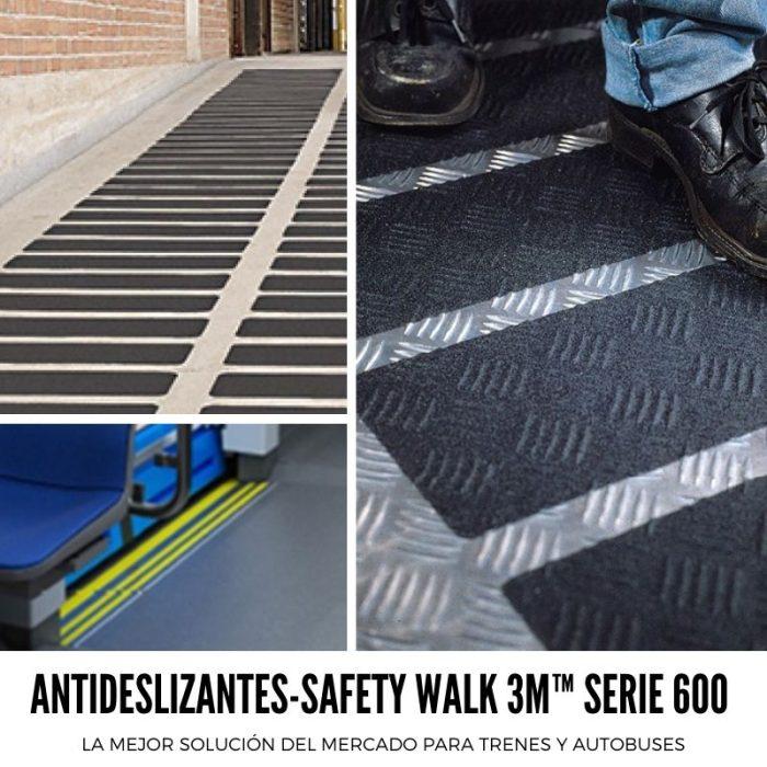 Safety Walk Serie 600