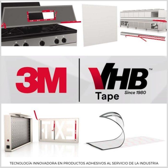 Cintas-VHB-Serie-3M
